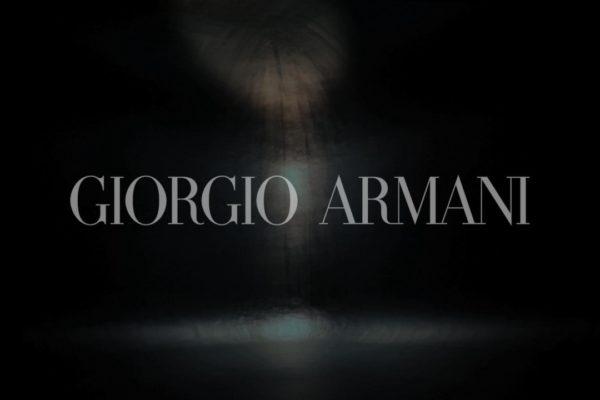 Giorgio Armani - La Femme Bleue